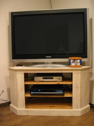 テレビボード(ホワイトアンティーク)